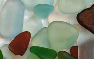 Authentic Beach Glass